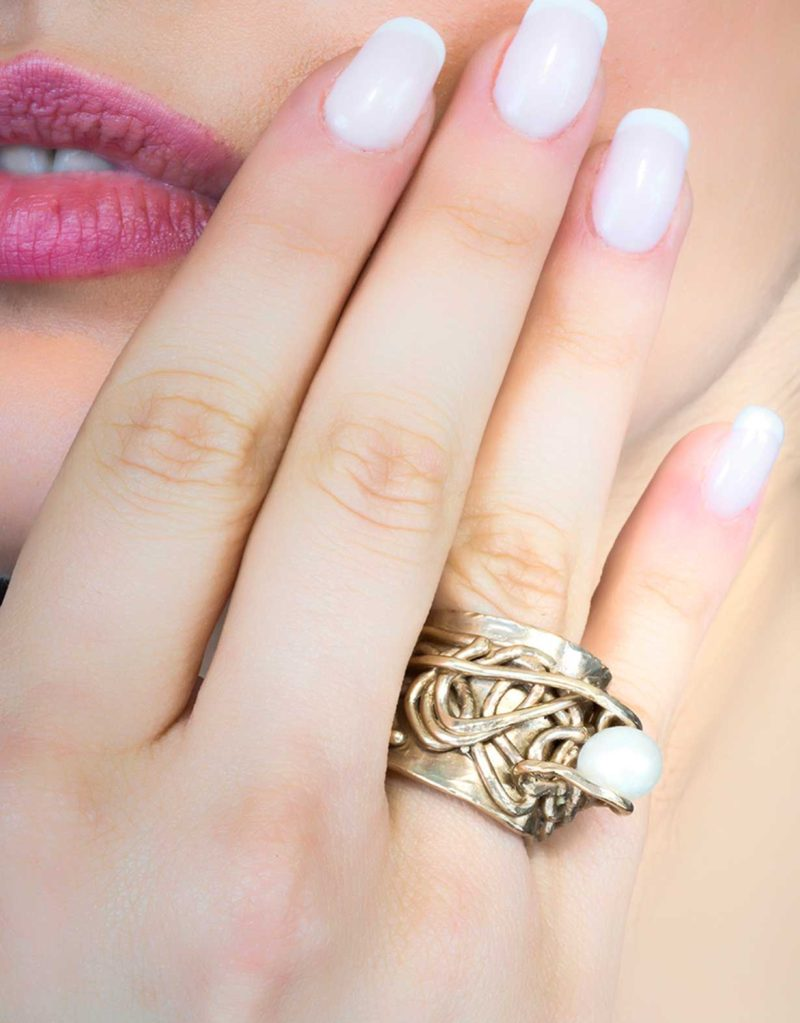 MIRIAM-NORI-RING-PEARL-BRONZE-WEAR-BXA006
